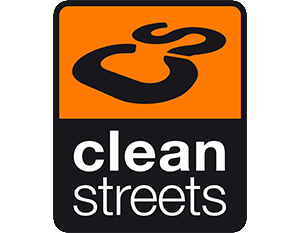 cleanstreets logo